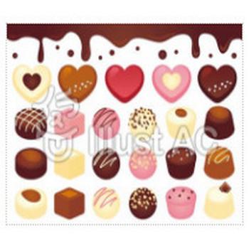 チョコレートイラスト/無料イラストなら「イラストAC」