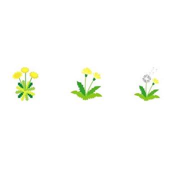 イラストポップ | 植物イラスト-春の花素材が無料