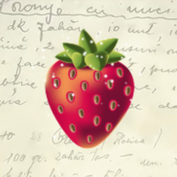 Strawberry Icon - Fruits Icons - SoftIcons.com