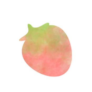 無料イラスト素材(いちご、イチゴ、苺) | アトリエkinaco