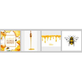 Honey に関するベクター画像、写真素材、PSDファイル | 無料ダウンロード