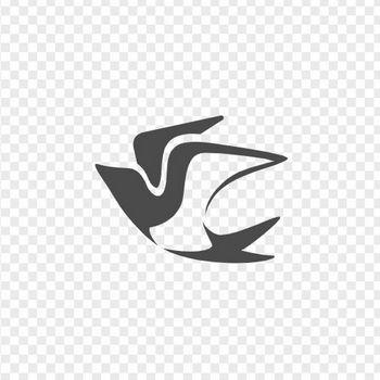 ツバメアイコン | アイコン素材ダウンロードサイト「icooon-mono」 | 商用利用可能なアイコン素材が無料(フリー)ダウンロードできるサイト