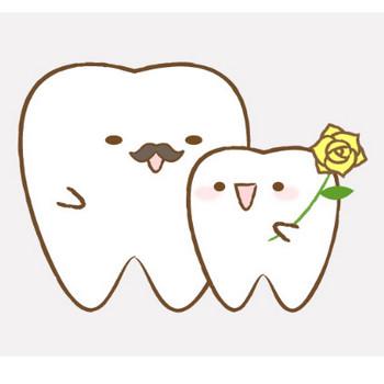 父の日|フリー歯科イラスト【歯科素材.com】