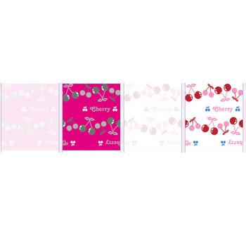 さくらんぼの壁紙(チェリー)-2~イラスト,条件付フリー素材集(壁紙・背景)