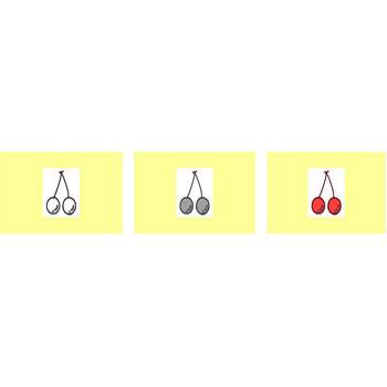 果物1/ミニカット/無料イラスト【みさきのイラスト素材】