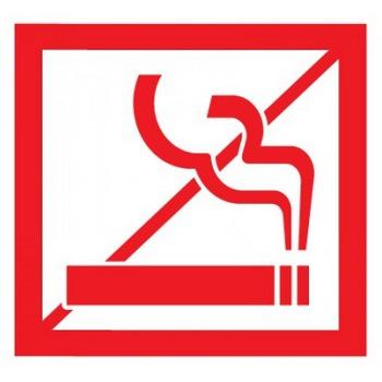 禁煙 | 飲食店POPイラスト無料素材