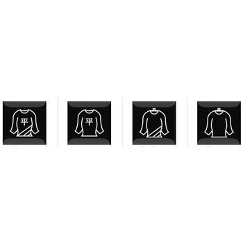 洗濯表示記号のフリー素材   無料素材のダウンロードサイトD-materials