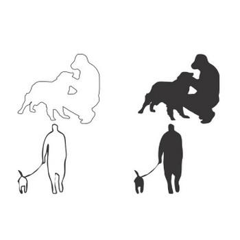犬、猫など動物の無料イラスト集|イラストデータ.com