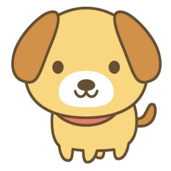 犬のフリー素材イラスト・画像集めてみた!