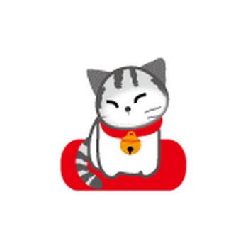 ねこのイラスト(猫・ネコ)無料イラスト/フリー素材2
