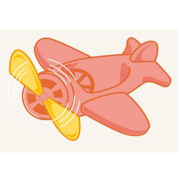 イラスト「飛行機」 | 幼稚園・保育園の先生が読むパステルIT新聞