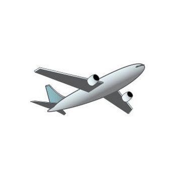 無料|WEB素材|イラスト|乗り物/飛行機