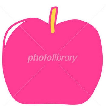 りんごイラスト イラスト素材 [ 1575611 ] 無料素材- フォトライブラリー photolibrary