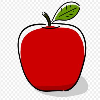 りんごの無料素材イラスト | おしゃれでかわいいフリーイラスト素材 イラストナビ