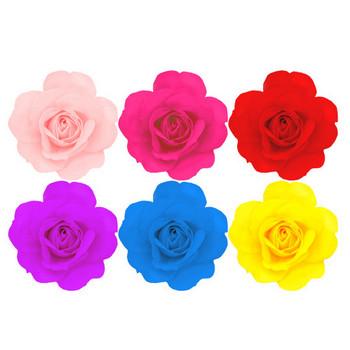 花イラスト無料素材: バラ