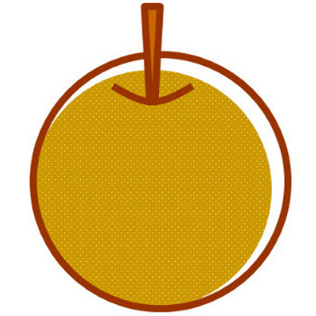 果物のイラスト(4)   Illustcut.com