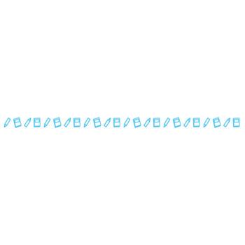 鉛筆 | 無料の線・ライン素材 飾り罫線イラスト.com