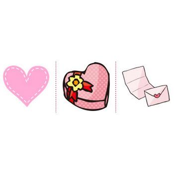 「バレンタイン」イラスト無料