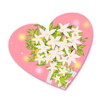 バレンタインのハートのイラスト | イラスト素材パラダイス 商用利用無料のイラスト素材