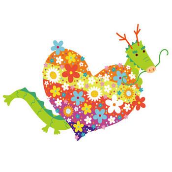 幼稚園児のイラスト・絵カード:【2月】バレンタインデーのイラスト - livedoor Blog(ブログ)