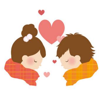 「バレンタイン」 - 無料イラスト愛
