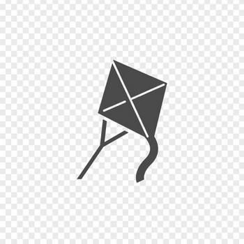 凧アイコン2 | アイコン素材ダウンロードサイト「icooon-mono」 | 商用利用可能なアイコン素材が無料(フリー)ダウンロードできるサイト