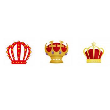 【無料・商用可能】王冠・クラウン素材 | 王冠・クラウンのイラレ用epsと透過png画像データ配布サイト デザインのお供にお役立て下さい