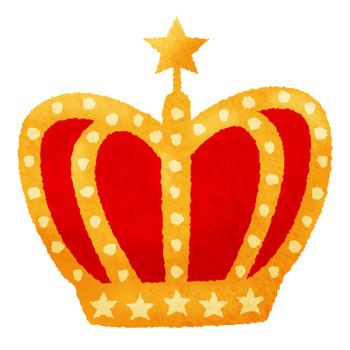 王冠の無料イラスト | フリーイラスト素材集 ジャパクリップ