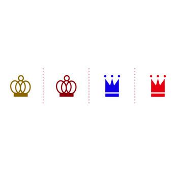 「王冠」イラスト無料