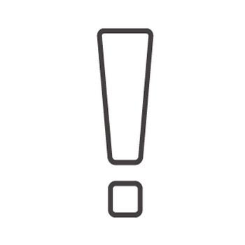 注意マークのアイコン素材 | 無料のアイコンイラスト集 icon-pit