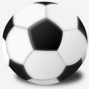 サッカーボールのイラスト | 無料イラスト作成ソフトInkscape(インクスケープ)の作品集