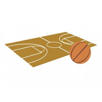 バスケットボールのイラスト素材   イラスト無料・かわいいテンプレート