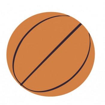 バスケットボールのイラスト素材02   イラスト無料・かわいいテンプレート