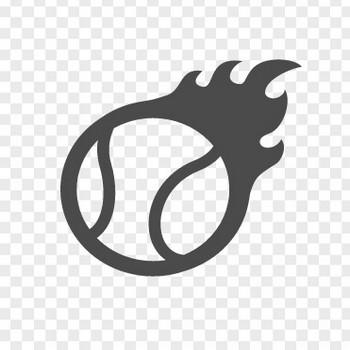 野球のボールのイラスト2   アイコン素材ダウンロードサイト「icooon-mono」   商用利用可能なアイコン素材が無料(フリー)ダウンロードできるサイト