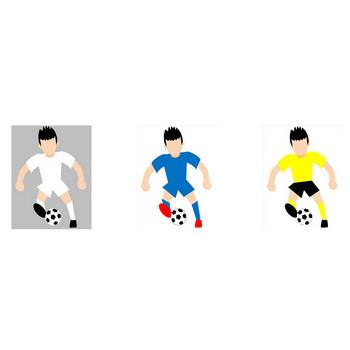 サッカー フリー素材 | サカボン