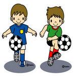 サッカー フリー素材のイラスト・画像集めてみた!