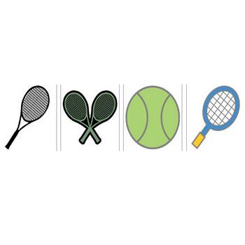 スポーツ ワンポイント フリーイラスト集 ペーパーミュージアム-サンワサプライ株式会社