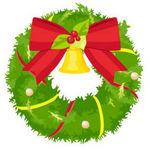 クリスマスリースのフリー素材のイラスト・画像集めてみた!