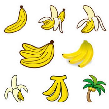 バナナ - GAHAG | 著作権フリー写真・イラスト素材集