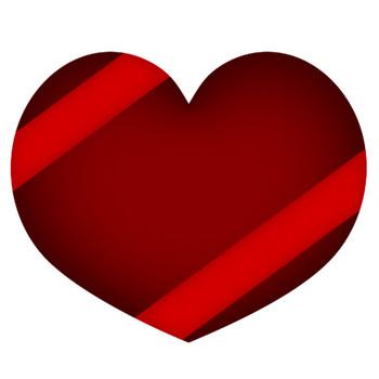 ハートのバレンタインチョコのイラスト | 無料のフリー素材 イラストエイト