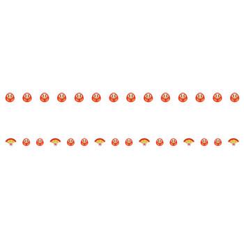 だるま | 無料の線・ライン素材 飾り罫線イラスト.com