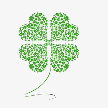 無料ダウンロードのための四つ葉のクローバー素材 クローバー クローバークローバー 植物 png画像