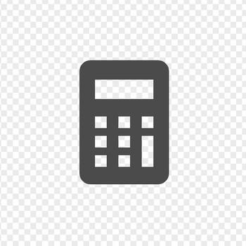 電卓のフリーアイコン | アイコン素材ダウンロードサイト「icooon-mono」 | 商用利用可能なアイコン素材が無料(フリー)ダウンロードできるサイト