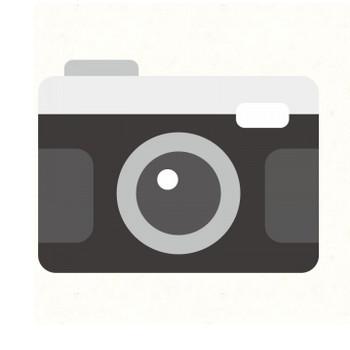 カメラ(黒色) | フリーイラスト素材のぴくらいく|商用利用可能です