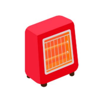 暖房器具 – クリスマス・ハロウィン、お正月イラストEVENTs Design