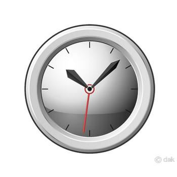 時計の無料イラスト素材|イラストイメージ