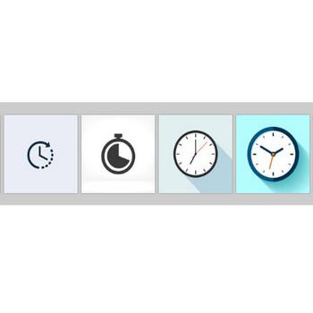 Clock に関するベクター画像、写真素材、PSDファイル | 無料ダウンロード