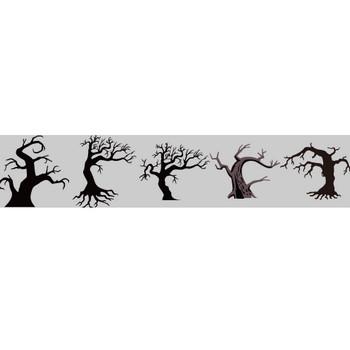 無料枯れ木のイラスト – クリスマス・ハロウィン、お正月イラストEVENTs Design
