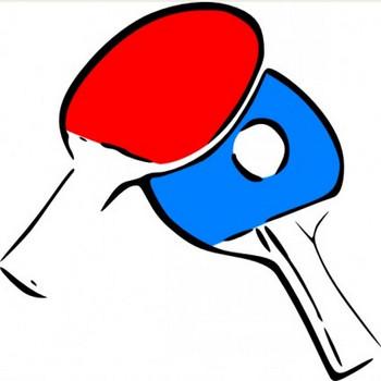 卓球クリップアート ベクター クリップ アート - 無料ベクター | 無料素材イラスト・ベクターのフリーデザイナー