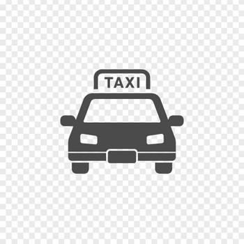 タクシーの無料アイコン1   アイコン素材ダウンロードサイト「icooon-mono」   商用利用可能なアイコン素材が無料(フリー)ダウンロードできるサイト